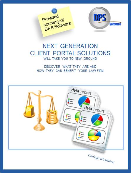 Client portal solutions-DPS Software